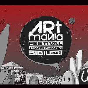 ARTmania Festival 2019: Noutați in line-up si bilete pe zile