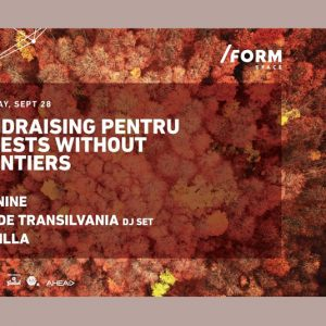 Forests Without Frontiers Party @ Form Space, Cluj