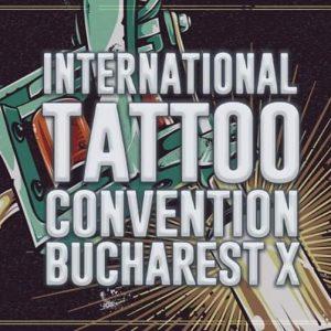 International Tattoo Convention Bucharest revine la Palatul Bragadiru