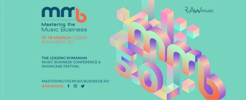 Mastering The Music Business – primii speakeri confirmati pentru 2020