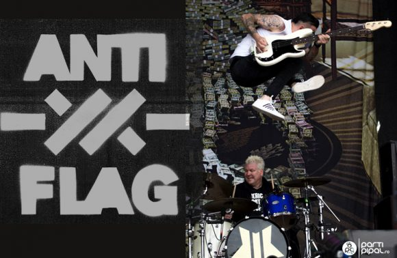 Anti-Flag NoVa Rock 2018