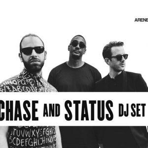 Chase and Status revin in Romania pentru aniversarea Arena DnB
