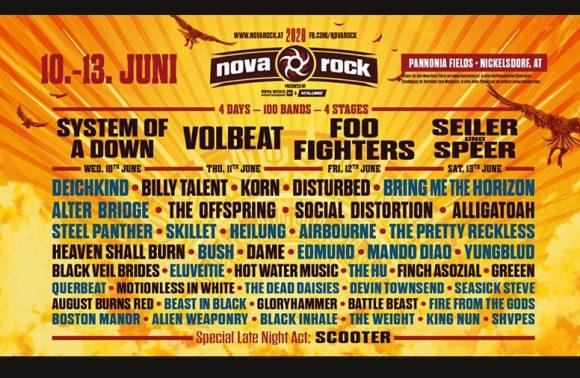Nova Rock 2020