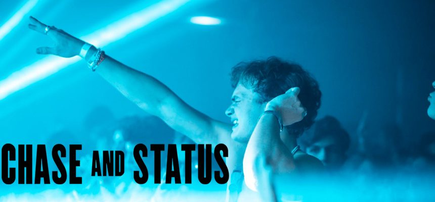 Chase and Status DJ set la Arenele Romane