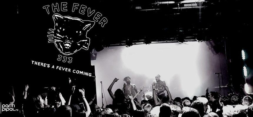 Fever 333: Febra ce cuprinde lumea, in concert in Viena