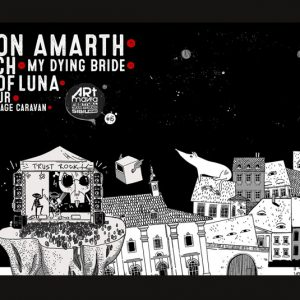 ARTmania Festival 2020: Amon Amarth, Clutch, Cult of Luna, My Dying Bride, Myrkur și The Vintage Caravan