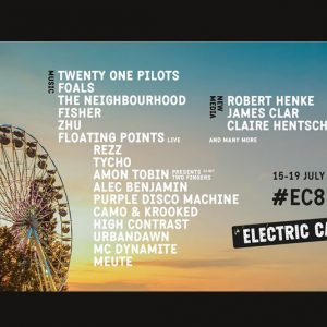 twenty øne piløts, Camo & Krooked si High Contrast la Electric Castle 2020