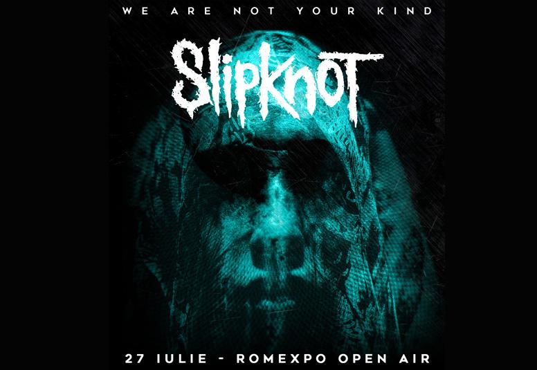 Slipknot Bucuresti 2020