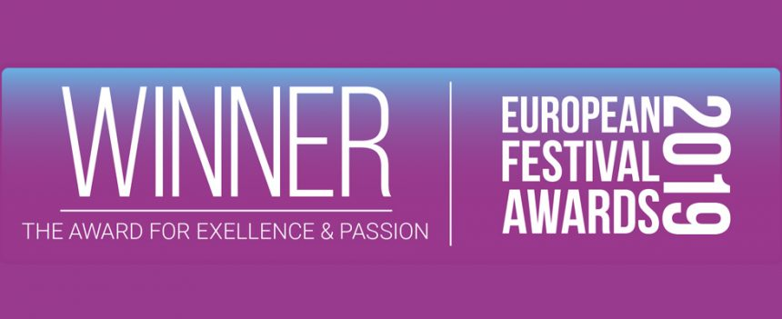 "Codruța Vulcu a castigat ""The Award for Excellence and Passion"" la European Festival Awards"