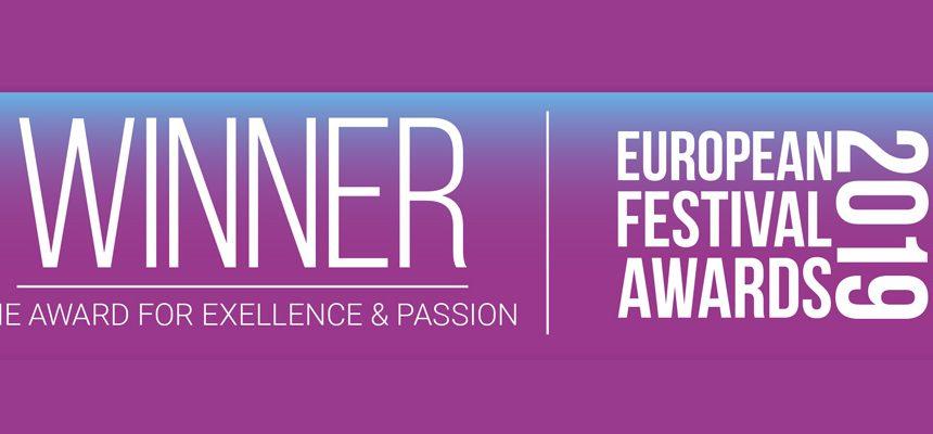 "Codruța Vulcu a castigat ""The Award for Excellence and Passion"" la European Festival Awards"