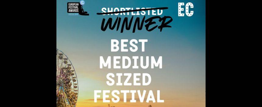 Electric Castle castiga titlul de Best Medium Festival din Europa