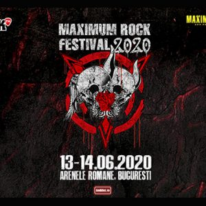 Maximum Rock Festival 2020, editia nr 8, Open Air