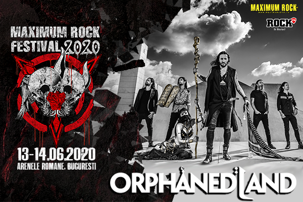 Orphaned Land at Maximum Rock Festival