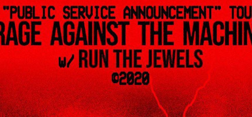 Rage Against the Machine au anuntat datele turneului 2020