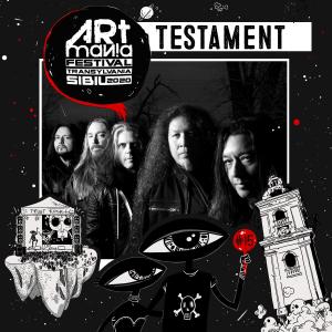 Artmania Festival Testament