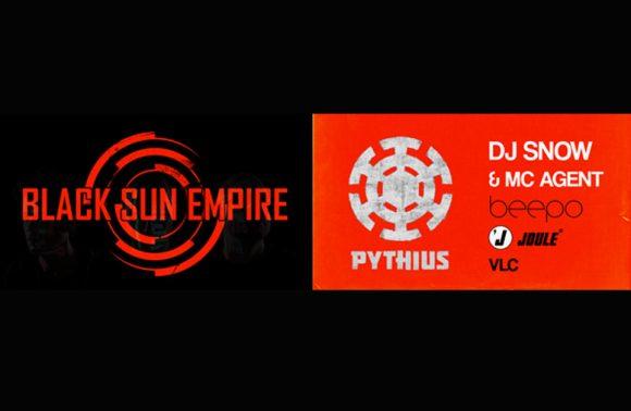 Black Sun Empire si Phytius Arena Dnb