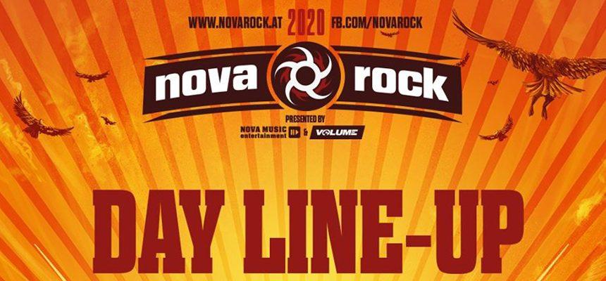 Nova Rock 2020: Programul pe zile si noutati