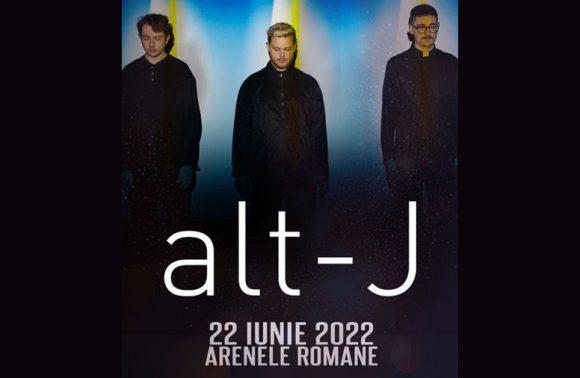 Alt-J iunie 20200