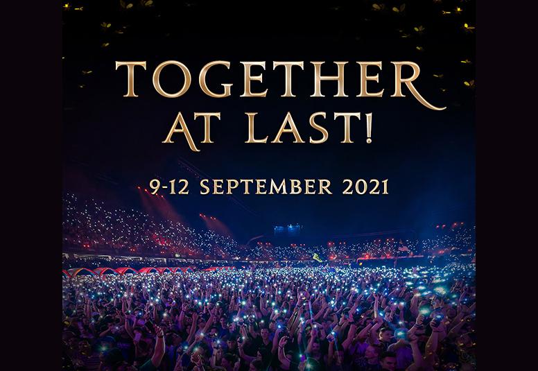 UNTOLD va avea loc in perioada  9 – 12 septembrie 2021