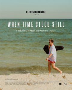When time stood still Electric Castle